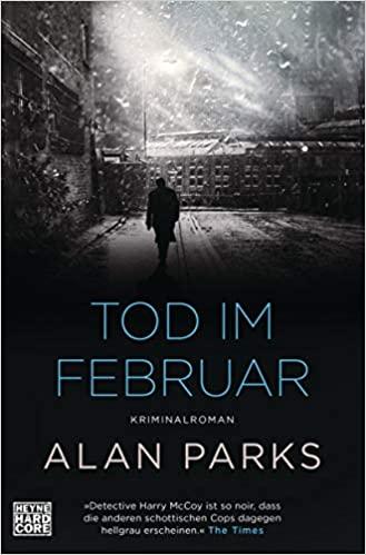 Tod im Februar von Alan Parks