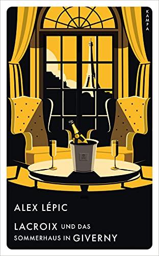 Alex Lépic: Lacroix und das Sommerhaus in Giverny