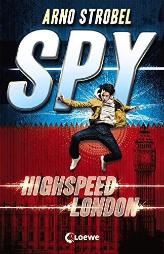 Arno Strobel: Highspeed London