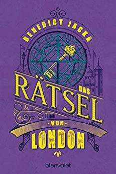 Benedict Jacka: Das Rätsel von London