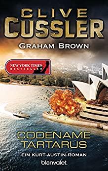 Codename Tartarus von Clive Cussler