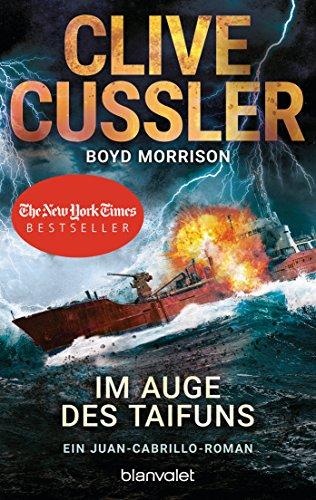 Clive Cussler: Im Auge des Taifuns