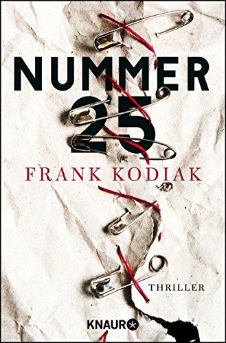 Frank Kodiak: Nummer 25