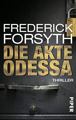 Die Akte Odessa von Frederick Forsyth