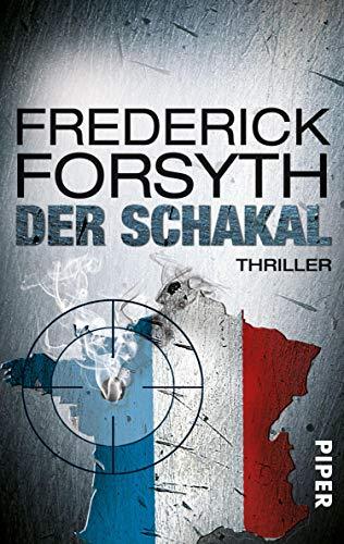 Der Schakal von Frederick Forsyth