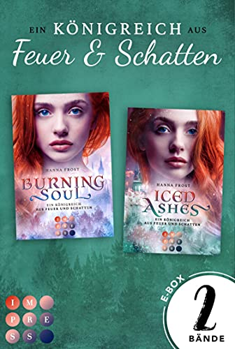 Hanna Frost: Burning Soul & Iced Ashes