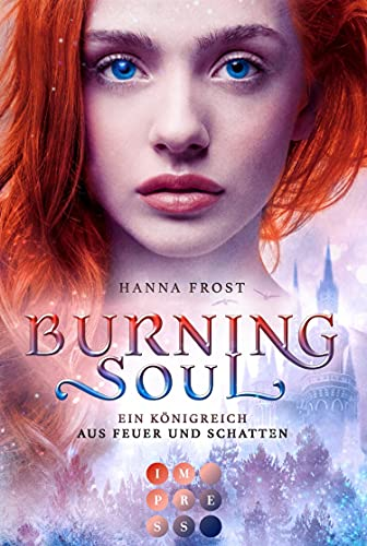 Hanna Frost: Burning Soul