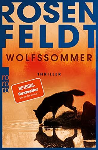 Wolfssommer von Hans Rosenfeldt
