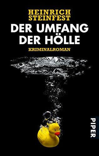 Heinrich Steinfest: Der Umfang der Hölle