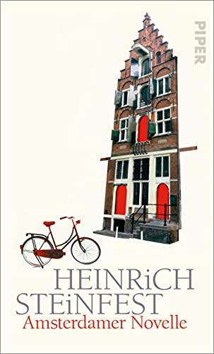 Amsterdamer Novelle von Heinrich Steinfest