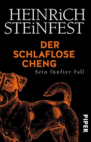 Heinrich Steinfest: Der schlaflose Cheng