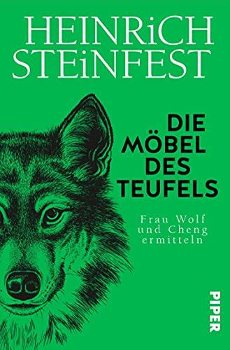 Die Möbel des Teufels von Heinrich Steinfest