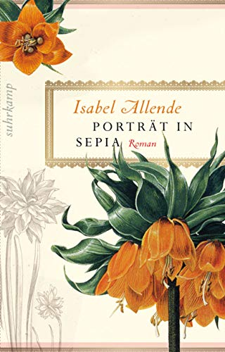 Isabel Allende: Porträt in Sepia