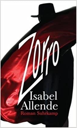 Zorro von Isabel Allende