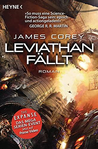 Leviathan fällt von James Corey