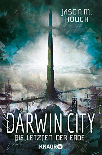 Jason M. Hough: Darwin City
