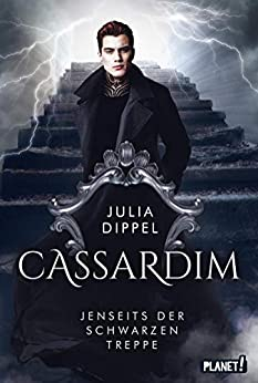 Julia Dippel: Jenseits der Schwarzen Treppe
