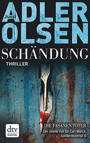 Schändung von Jussi Adler-Olsen