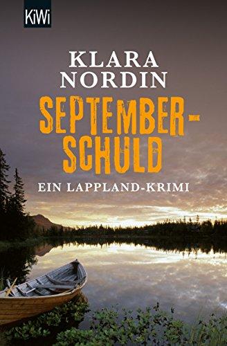Septemberschuld von Klara Nordin