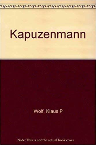 Klaus-Peter Wolf: Kapuzenmann