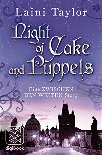 Laini Taylor: Night of Cake and Puppets