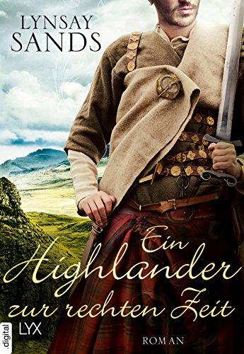 Lynsay Sands: Ein Highlander zur rechten Zeit