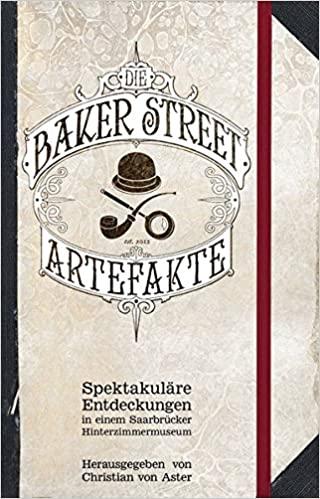 Markus Heitz: Die Baker-Street-Artefakte