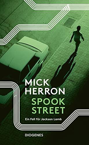 Mick Herron: Spook Street