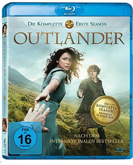 TV-Serie: Outlander - Staffel 1 nach den Büchern von Diana Gabaldon