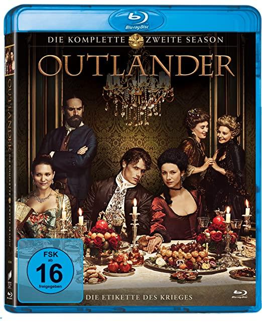 TV-Serie: Outlander – Staffel 2 nach den Büchern von Diana Gabaldon