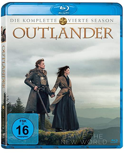 TV-Serie: Outlander – Staffel 4 nach den Büchern von Diana Gabaldon