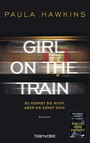 Girl on the Train von Paula Hawkins