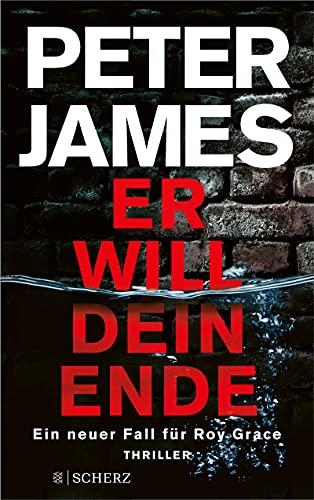 Er will dein Ende von Peter James