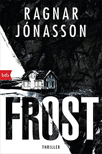 Ragnar Jónasson: Frost