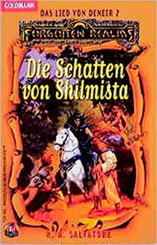 R. A. Salvatore: Die Schatten von Shilmista