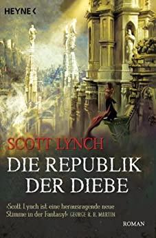 Scott Lynch: Die Republik der Diebe