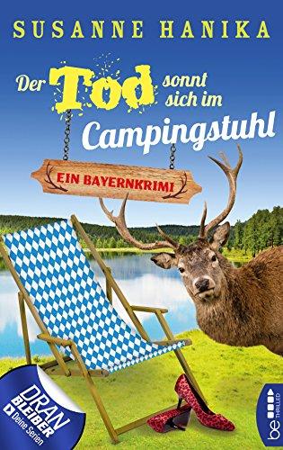 Susanne Hanika: Der Tod sonnt sich im Campingstuhl