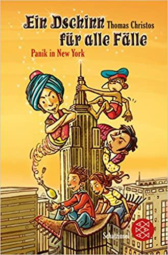 Thomas Christos: Panik in New York