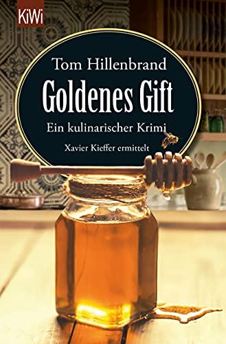 Goldenes Gift von Tom Hillenbrand